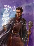 The Vizier by CheshFire