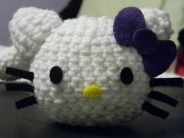 Amigurumi, Hello kitty. by nabiflower