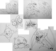Blood Type Fakemon by El-Dark-Core