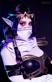 Templar Assassin by ver1sa