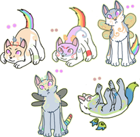 Suden x Ali Litter - Closed by KittehzAdopts