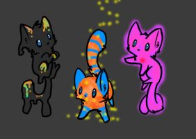 1 point cat adopts [CLOSED] by LittleAdoptShop