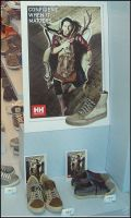 Helly Hansen Display by Exquision