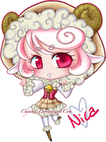 Mascot For AnimeCollectors by Chyana
