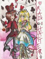 Mad Hatter by audreyboo222