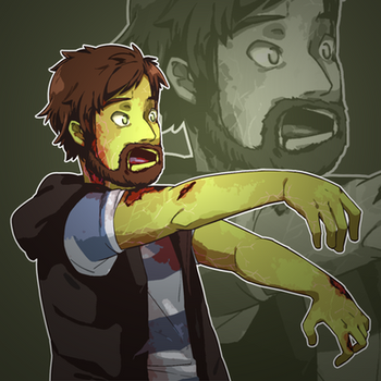 zombiefied hyles by GReih