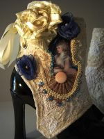 Marie Antoinette Art Spats by MAIDESTREASURIES