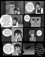 Haunted by CardboardFriend: After the Crash- pg 33 by CreativeAnonymous