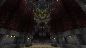 Minecraft - Nevah Temple by Ludolik