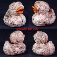 rot duck silent hill ooak by Undead-Art