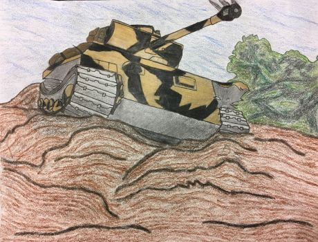 Panther's Last Stand by P72-Deltacommander
