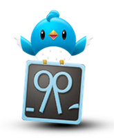 Twitter Kropped Icon by kropped
