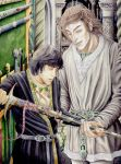 Young Turin and Beleg by peet