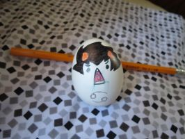 Karkat Eggtas by DragonLover4Ever