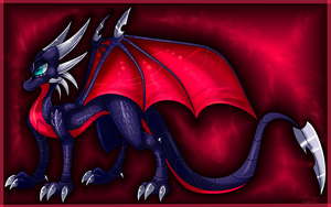 CYNDER by PlagueDogs123