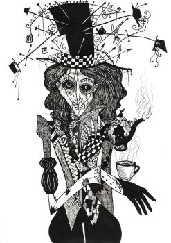 Mad Hatter by crackpotMay