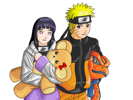 Naruto x Hinata: First Date by Avian07