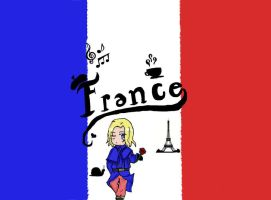 France pride by OhonhonhonFrance