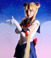 Sailor Moon Cosplay - I'll Punish You! by SailorMappy