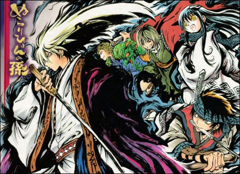 Rise of the youkai clan by shannaro666