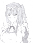 Maid Tharja by Light-Triforce