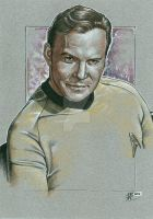 Captain Kirk - Color by prmedia