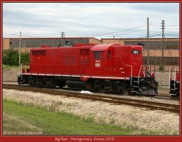 Big Red by classictrains