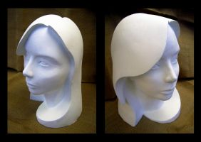 Portrait Sculpture 1 by avada5