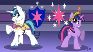 Siblings My Little Pony: Friendship is Magic by ImagineNationAG