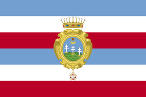 Commonwealth of Malagas flag by FollowByWhiteRabbit