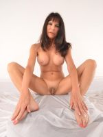 7213-INT Beautiful 60 Year Old Mature Woman Nude by artonline