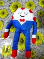 Peppermint Butler Plush by RobinYume
