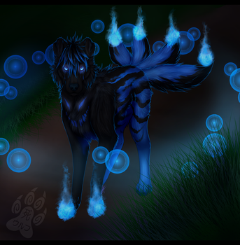 Shattered - Will of the Wisps by DeadWolfGirl93