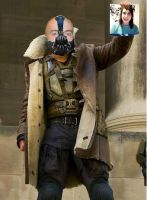 Me as Bane by BoscoBurns