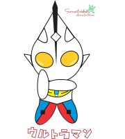 ULTRAMAN TIGA by sarcasticlullaby