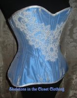 Edwardian s curve side view by BlackvelvetSITC