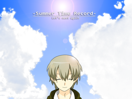 Summer Time Record Fanart by AdminChibiya