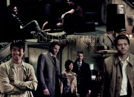 SUPERNATURAL Wallpaper - Captives (9x14) by LiFaAn