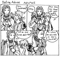 Dating Advice by Chikara-Redwing