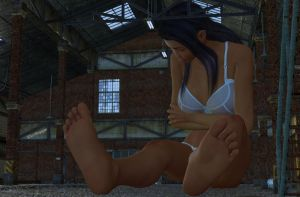 105ft Asian in a warehouse by Allogagan