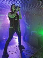 Amorphis, Mari's Coffee 2014 06 by Wolverica