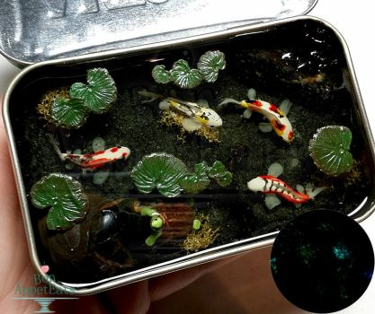 Completed Giveaway Tin Pond by Bon-AppetEats
