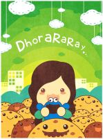 Dhorararay Epic Cookies World by 030079
