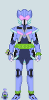 Toku sprite - Terra (Type Storm-Spike) by Malunis