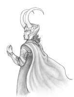 Loki Hiddleston 3 by b-dangerous