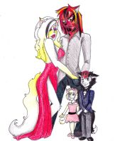 Family Photo by Toxic-dolls