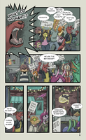 Past and Present 01 by kozispoon