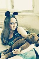 Minney Mouse by youth-youth