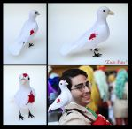 Archimedes Plush by Lithe-Fider