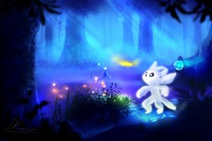 A hope - Ori and the Blind Forest by MADt2